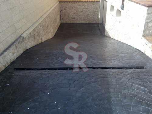 Hormig n impreso suelo rustic for Dibujos hormigon impreso