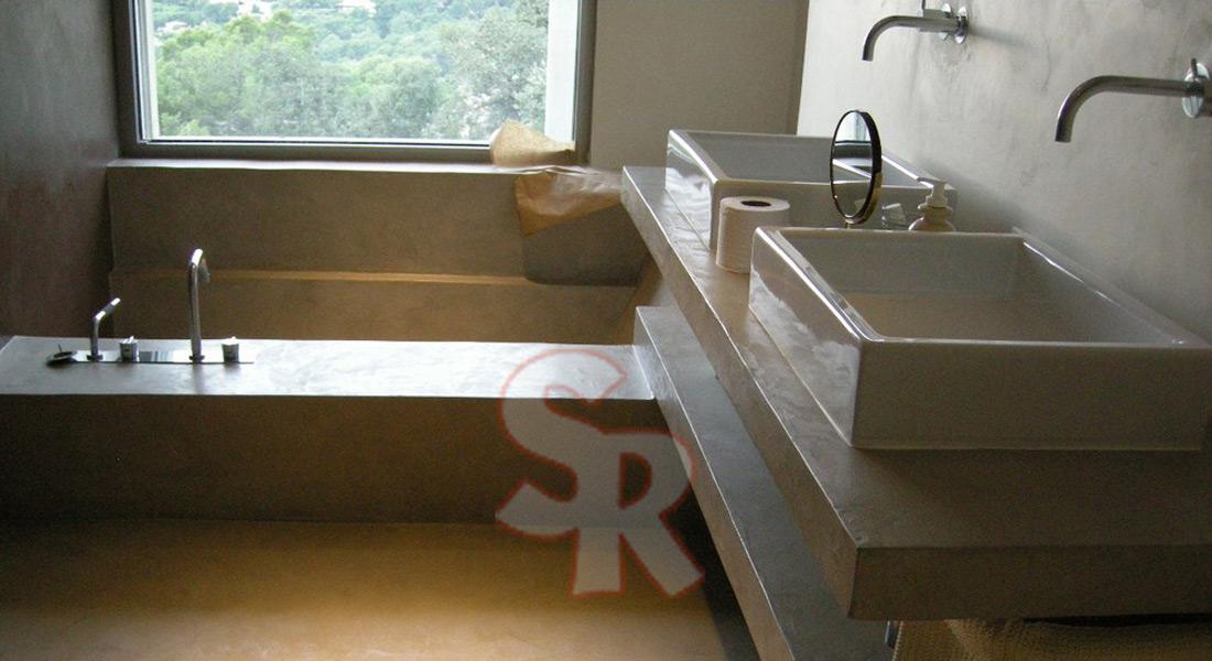 Microcemento suelo rustic - Encimeras de microcemento ...